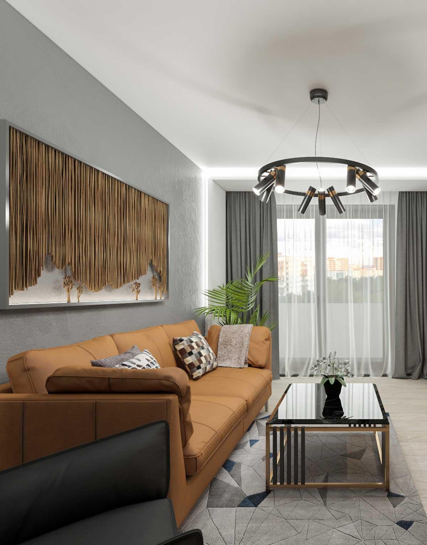 Apartament Tip 1D