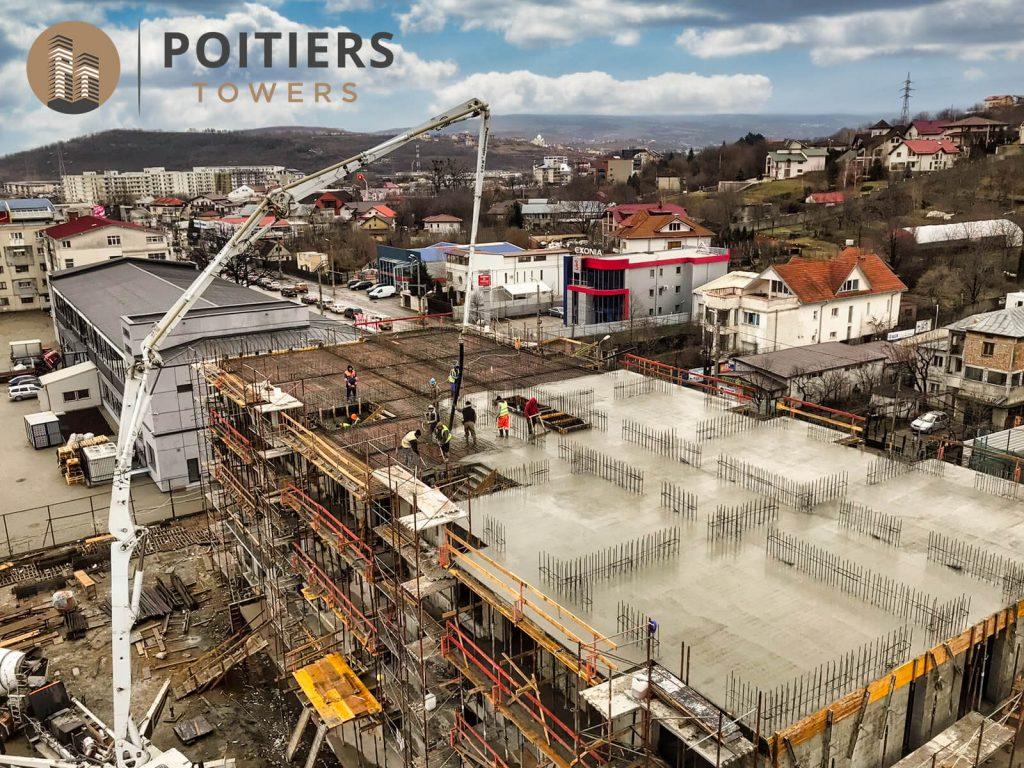 Stadiu Santier – 01 martie 2021
